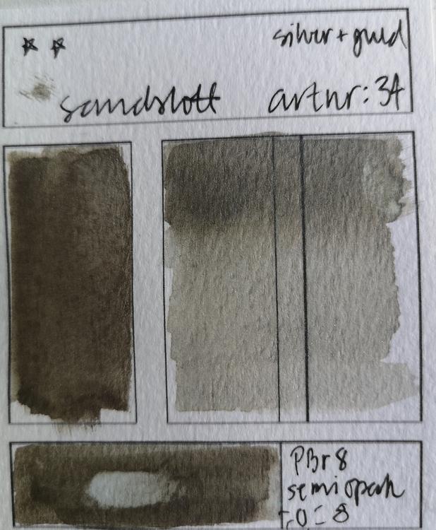 34 Sandslott
