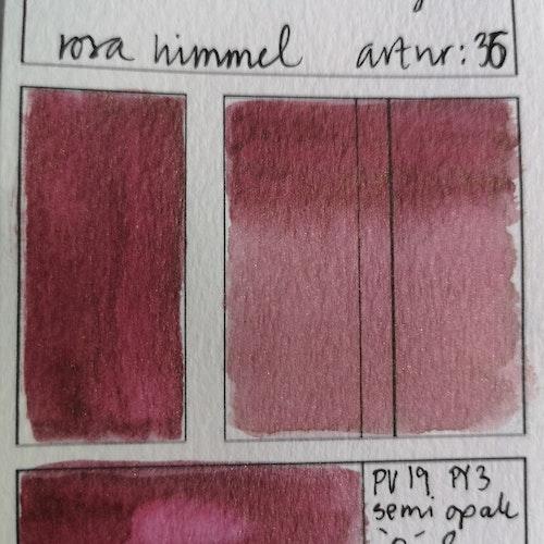 36 Rosa himmel