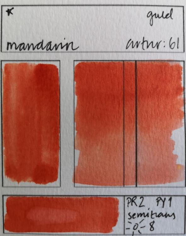 61 Mandarin