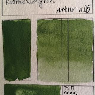 a06 Kromoxidgrön