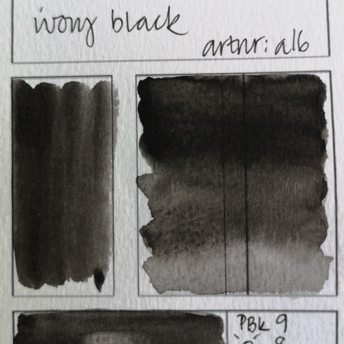 a16 Ivory black