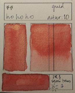 10 ho ho ho