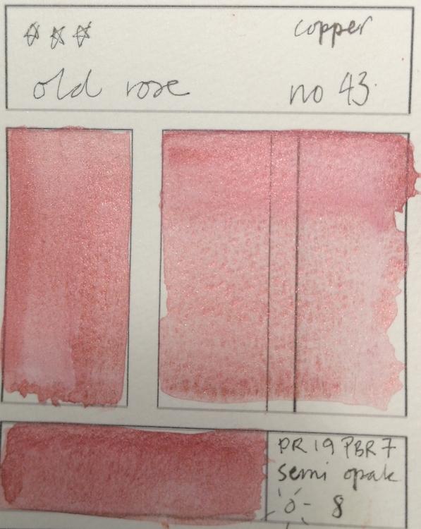 43 Old Rose