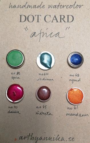 Dot card Africa