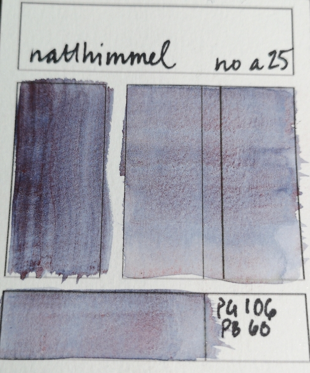 A25 Natthimmel