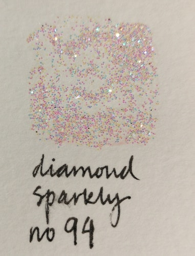 No 94 diamond sparkly