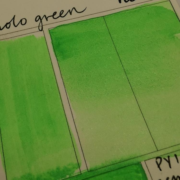 No 57 Holo Green