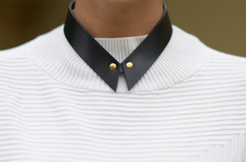 SHIRT - necklace