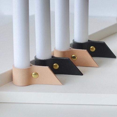 ALVA - 4 candleholders