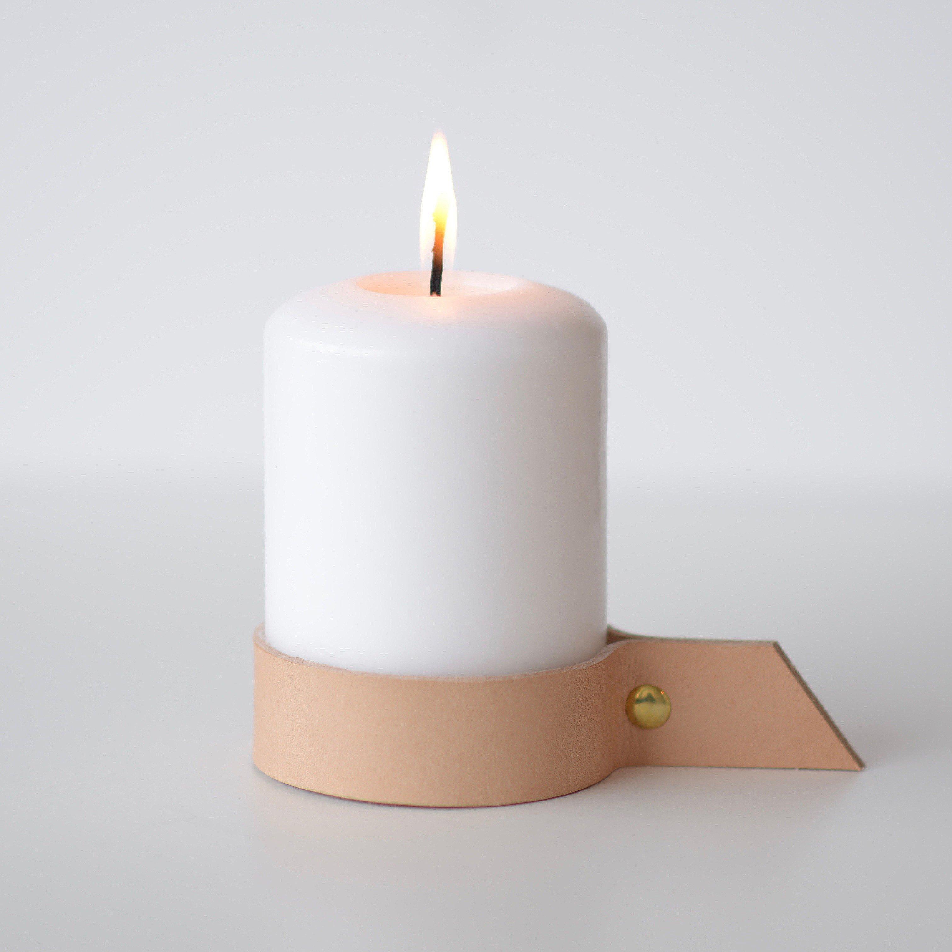 ALVA - 4 big candleholders