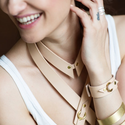 SHIRT - necklace