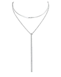 SIMPLICITY WITH A TWIST 2.0 - necklace