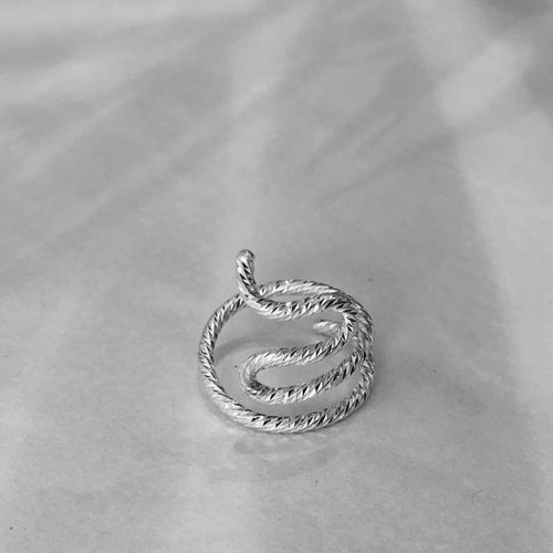 Baby Snake - ring