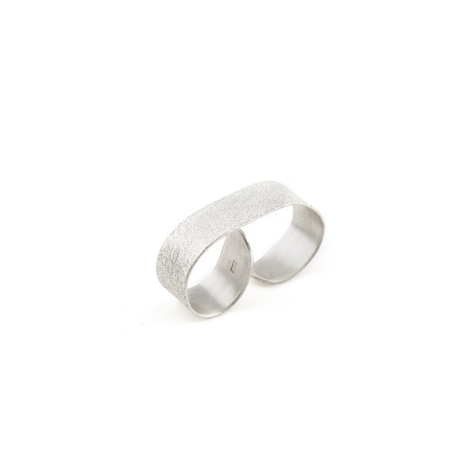 FROST - two finger ring