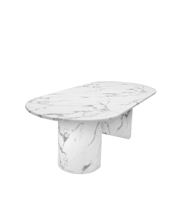 Kelly dining table oval 200cm