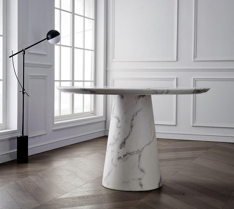 Vera dining table round