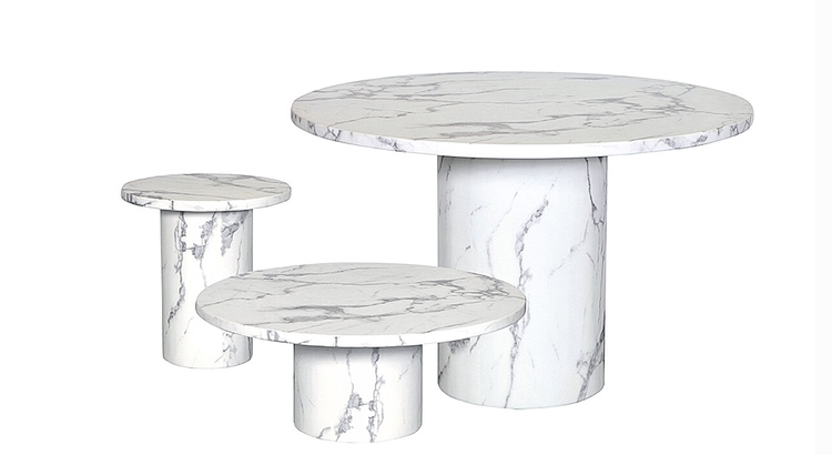 Kelly dining table round