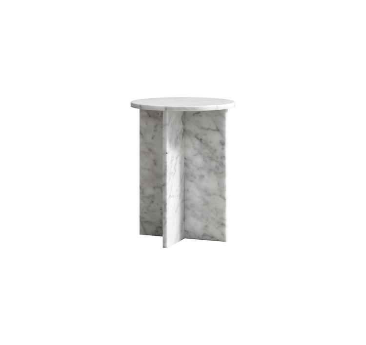 COMO Side Table Statuarietto
