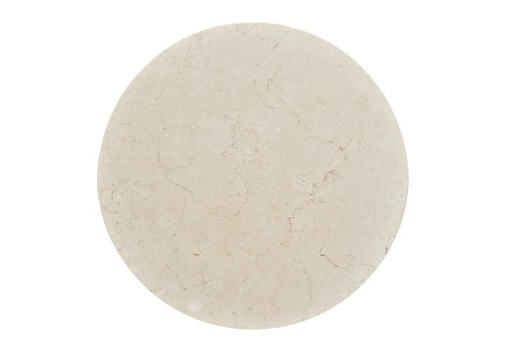 COMO Side Table Cream