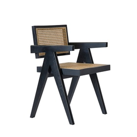 Valerie Office Chair svart