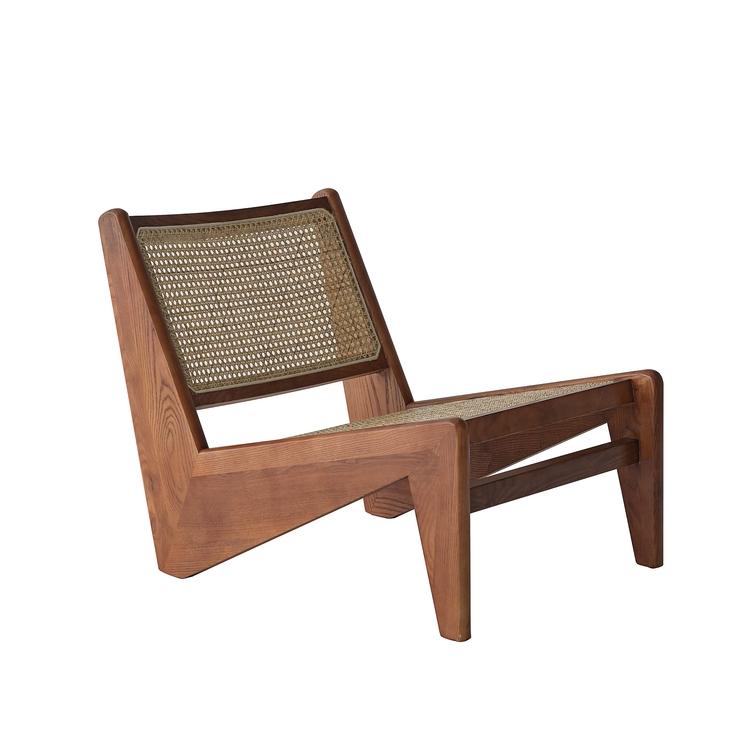 Kangaroo Lounge Chair brown