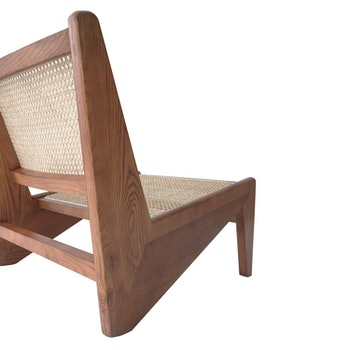 Kangaroo Lounge Chair brun