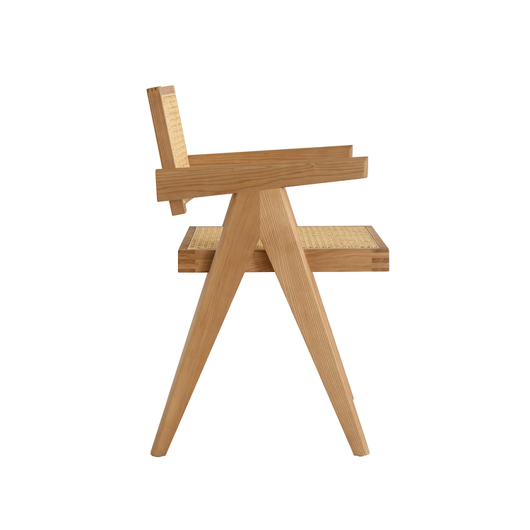 Valerie Office Chair natural