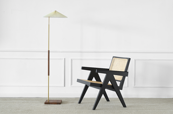 Easy Lounge Chair svart