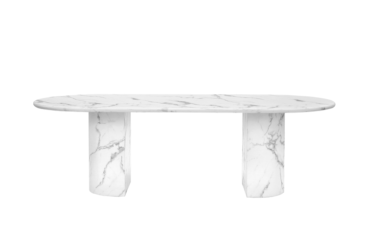 Kelly dining table oval 240cm
