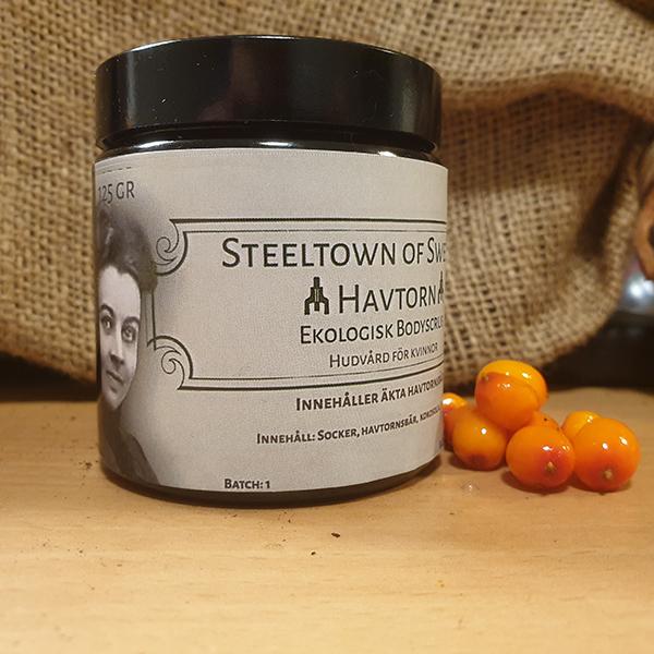 Bodyscrub - Havtorn