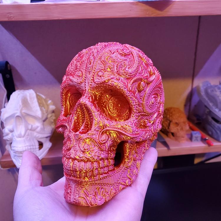 Duncans Skull