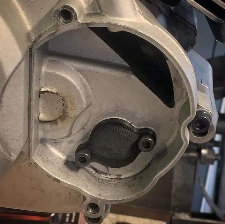 Oljeplugg Yamaha DT 50 MX