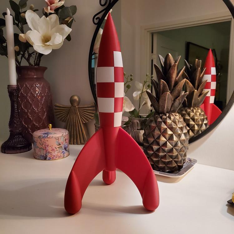 Tintin's Raket