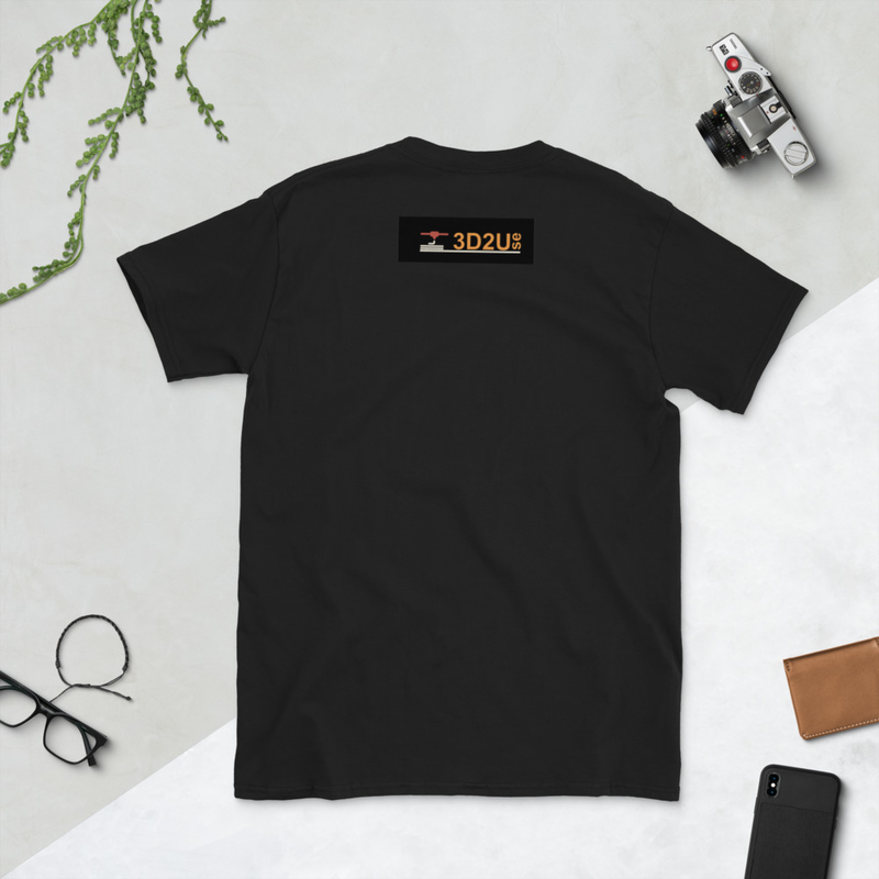 Unisex T-Shirt 3D2U