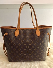 SOLD// Louis Vuitton Neverfull Monogram MM