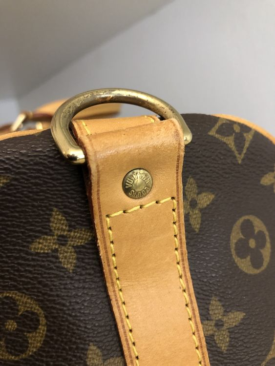 Louis Vuitton Keepall Bandouliere 55 Monogram Canvas