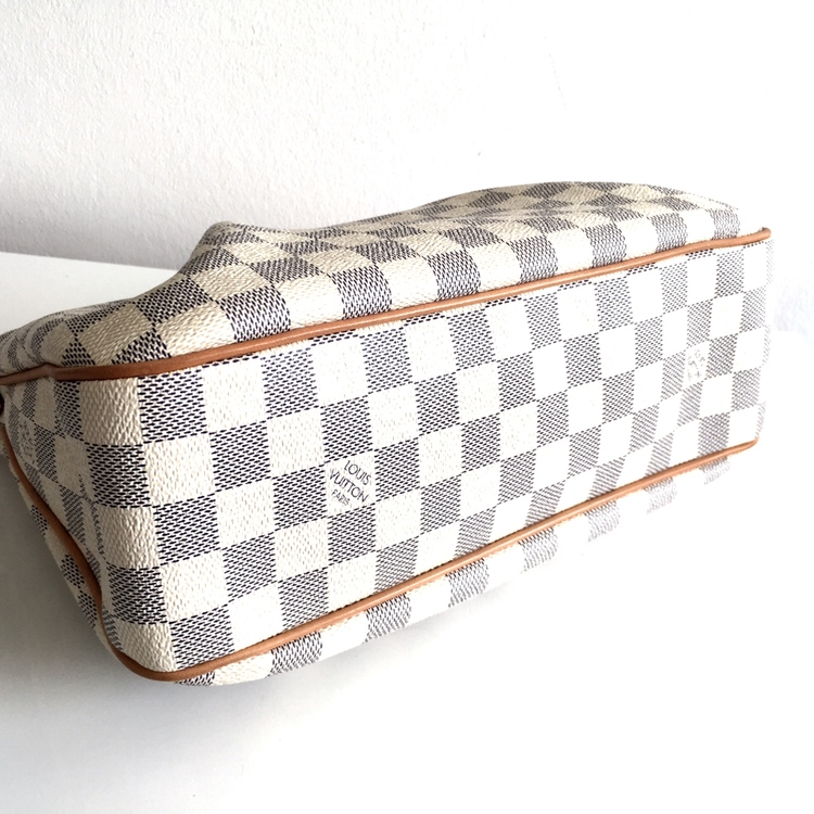 Louis Vuitton Siracusa Damier Azur canvas PM