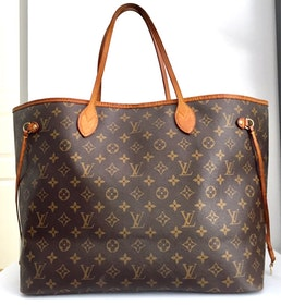 Louis Vuitton Neverfull Monogram Canvas GM