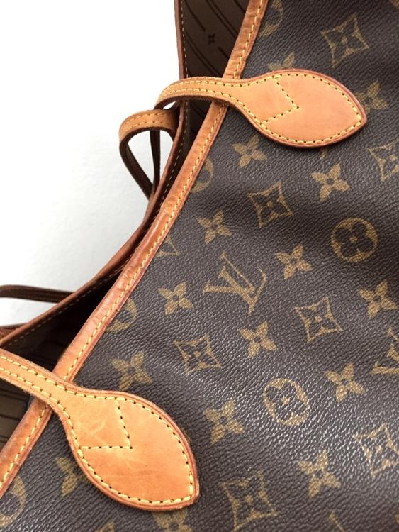 Louis Vuitton Neverfull Monogram Canvas GM