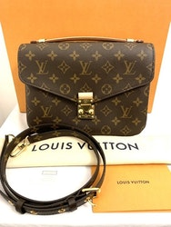 NEW!!! Louis Vuitton Pochette Metis Monogram Canvas