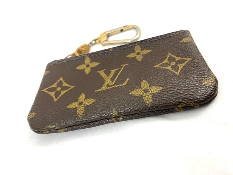 Louis Vuitton Key pouch Monogram Canvas