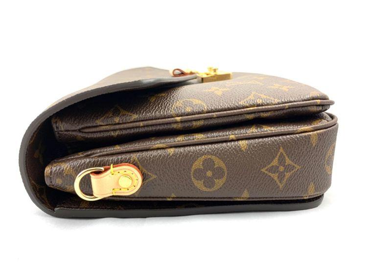 New!!! Louis Vuitton Pochette Metis Monogram Canvas