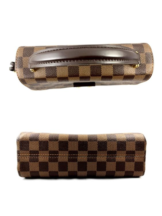 Louis Vuitton Croisette Damier Ebene canvas