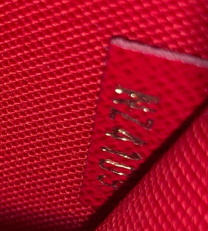 Brandnew! Louis Vuitton FÉLICIE POCHETTE Damier Ebene