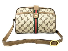 Vintage Gucci Opidia Web GG crossbody/ Shoulder bag