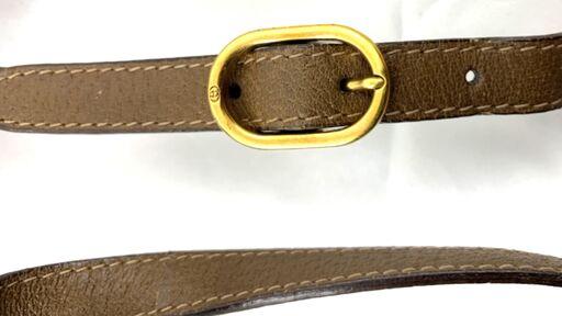 Vintage Gucci Opidia Web GG crossbody/ Shoulder bag