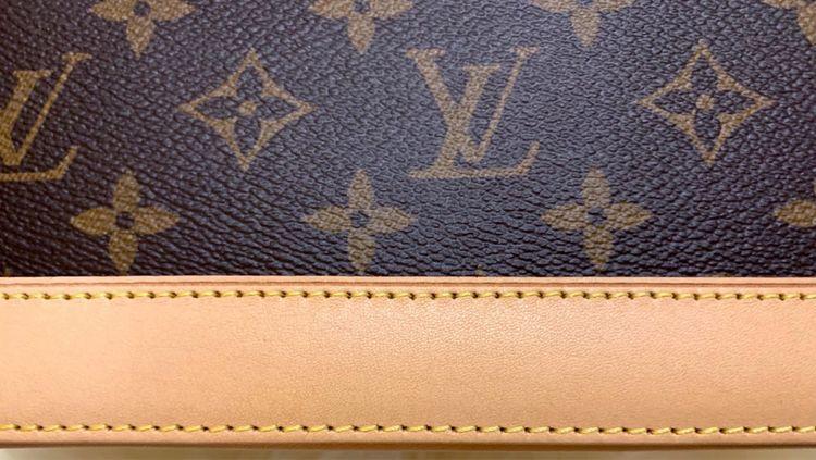 Louis Vuitton Alma BB Monogram Canvas