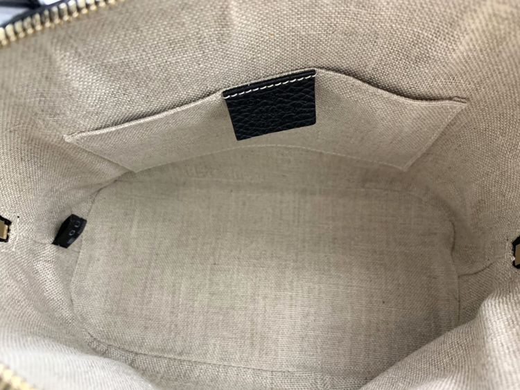 Gucci small Dome black Shoulder/ Hand bag