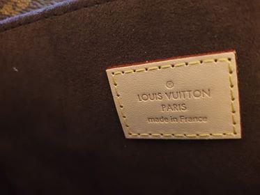 Louis Vuitton Pochette Metis Monogram Canvas