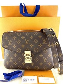 Brandnew Louis Vuitton Metis Pochette Monogram Canvas